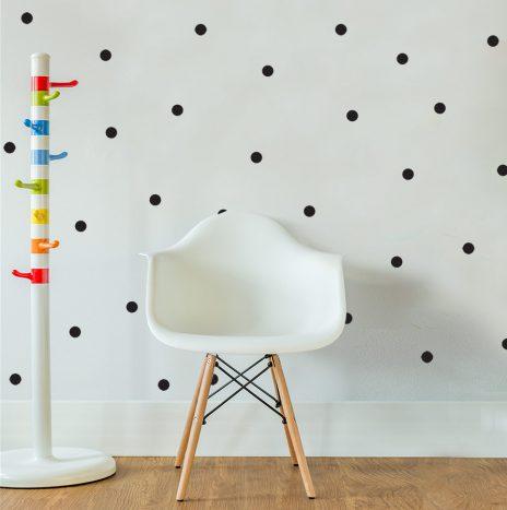 מדבקת קיר Dots