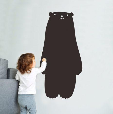 מדבקת לוח גיר Bear