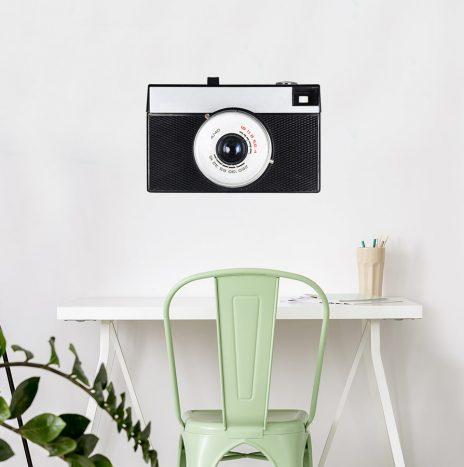 מדבקת קיר Camera