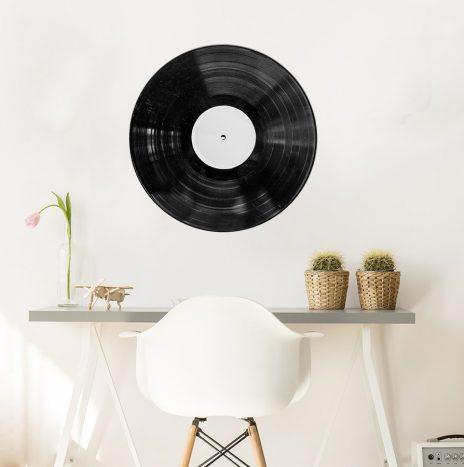 מדבקת קיר  Record