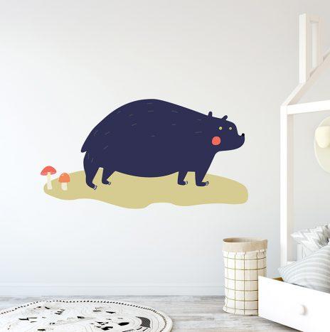 מדבקת קיר Big Bear